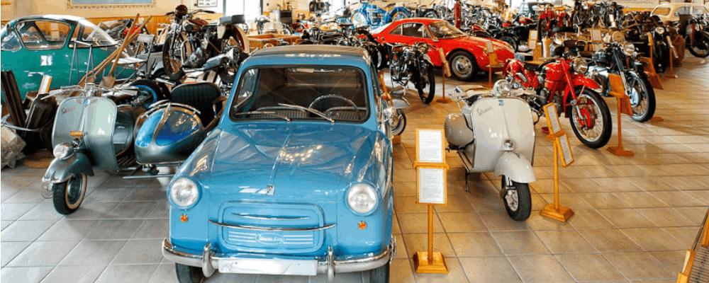 Museo coche alicante