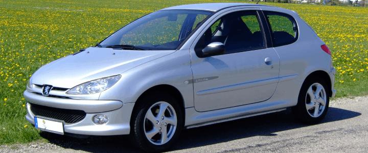 Peugeot coche segunda mano