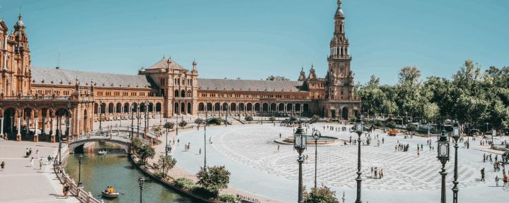 Sevilla (Plaza España)
