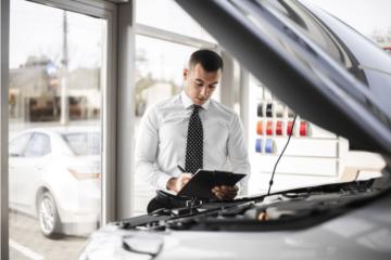 contrato de garantia de coche