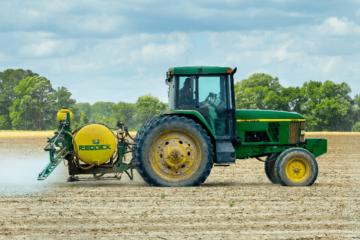 tractor con garantía
