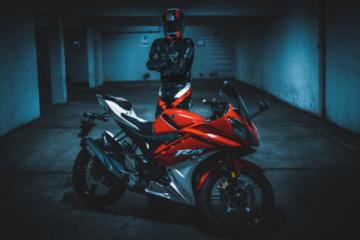 motocicleta segunda mano